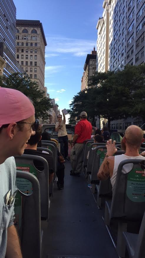lady gaga bus tour