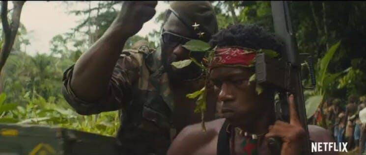 best war movies on netflix : beasts of no nation
