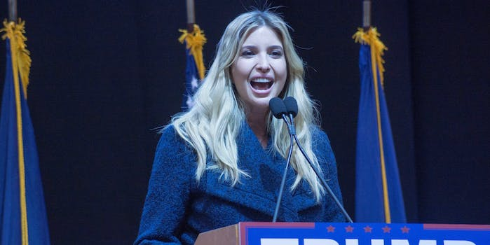 Ivanka Trump's brand is being relabeled