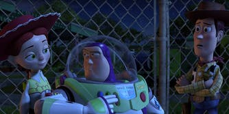 Pixar connected theory: Toy Story