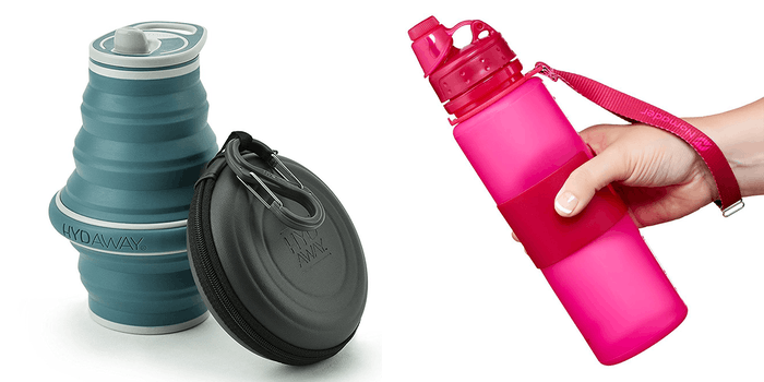 travel bottles