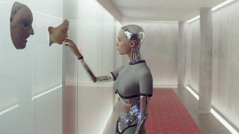 amazon 4k movies : ex-machine