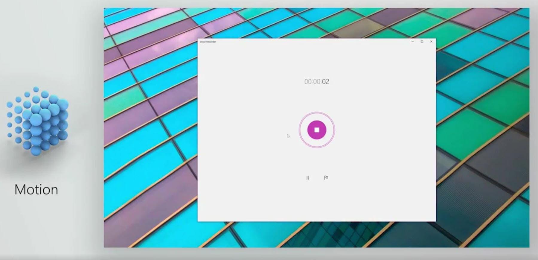 microsoft interface design language