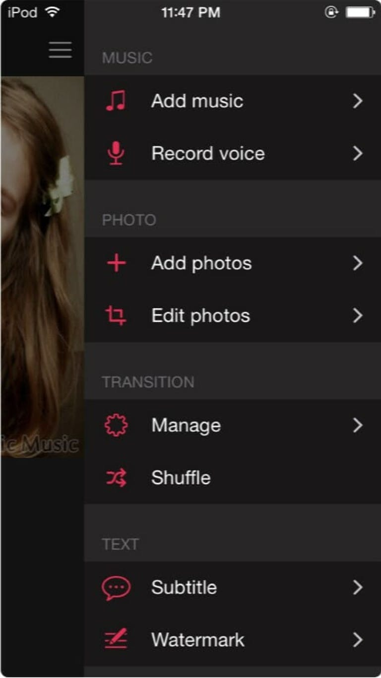 how to add music to instagram videos - Pic Music app