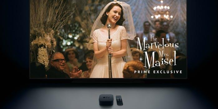 apple tv amazon prime video