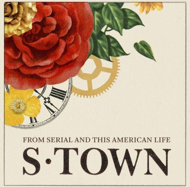 best true crime podcasts : s-town
