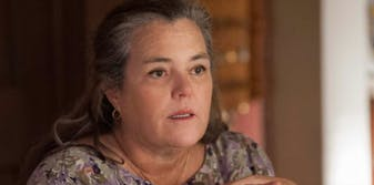 Rosie O'Donnell in SMILF.