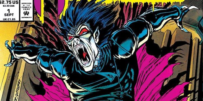 morbius vampire marvel
