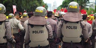 "Indonesian ""Polisi"""