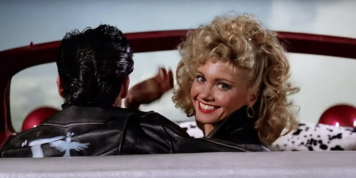best movies on Starz - Grease