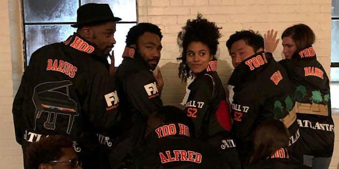 Atlanta season 2 cast