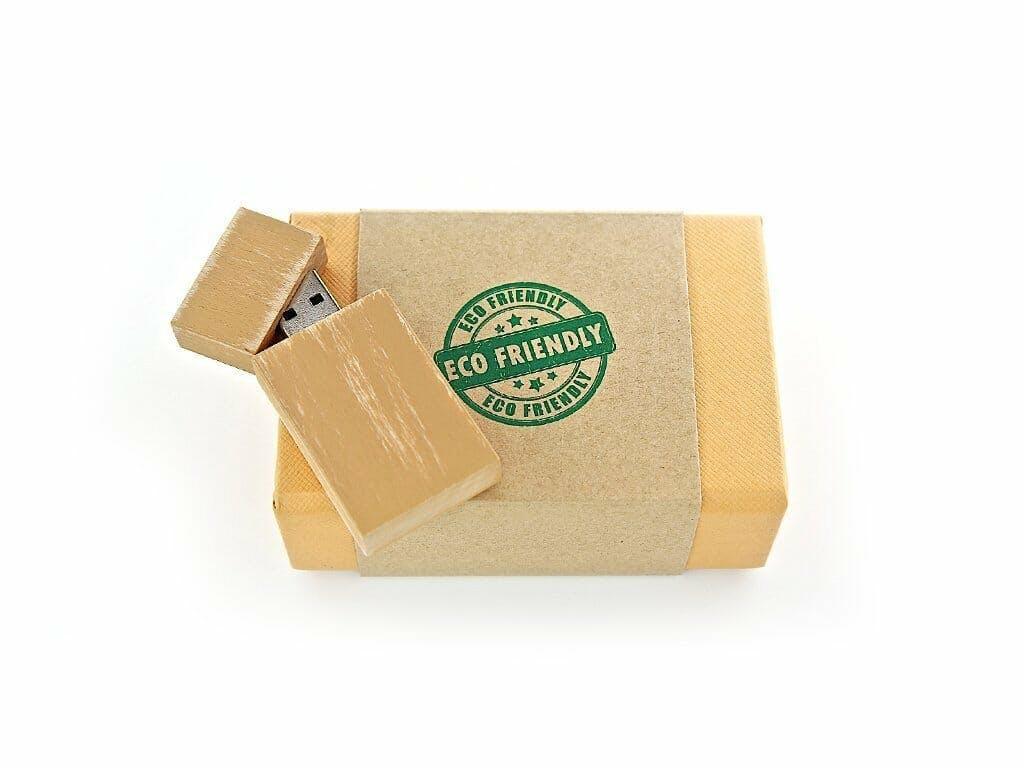 eco friendly thumb drive
