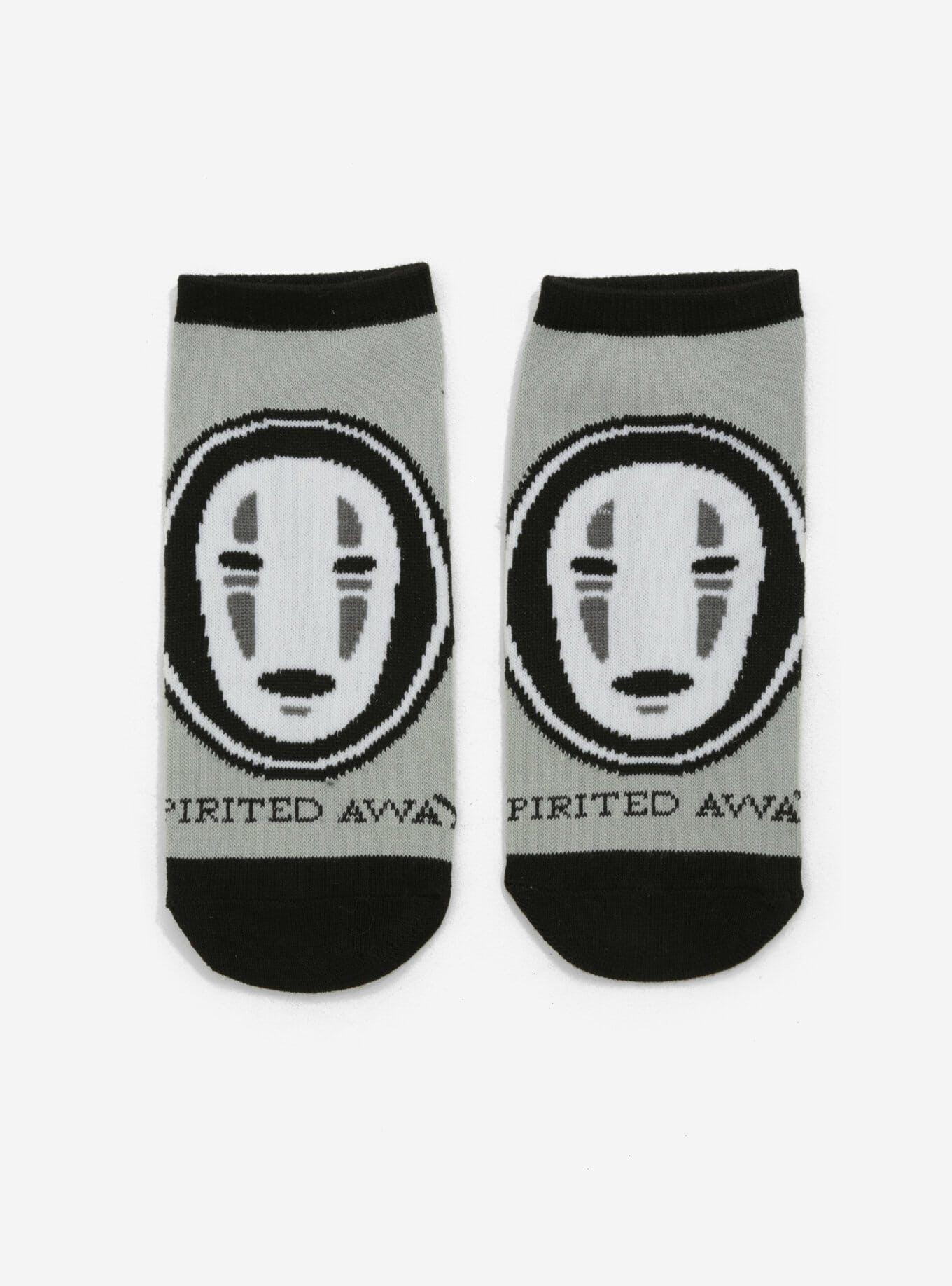 spirited away socks