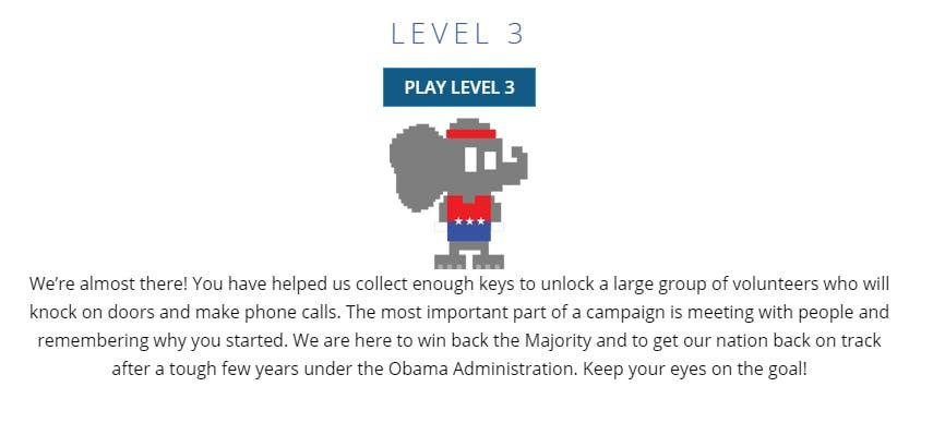 Mission Majority level 3