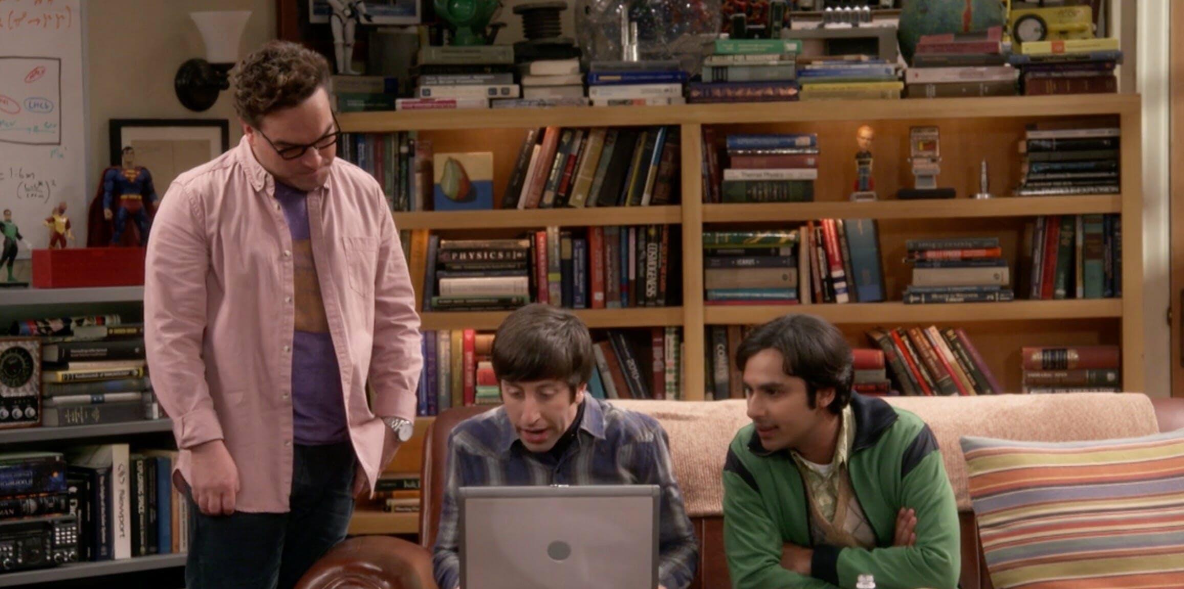 big bang theory bitcoin episode