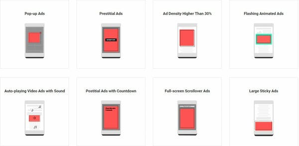 ad types mobile