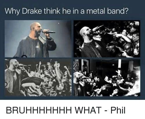 best drake memes: screaming drake