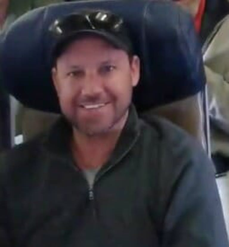 Southwest Airlines smile