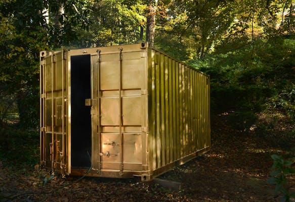 Portals container