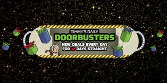 holiday doorbuster