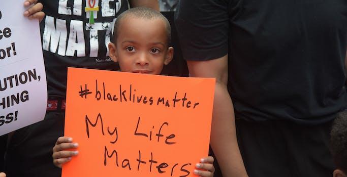 black lives matter death threat