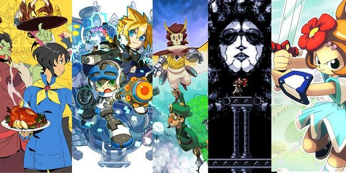 nintendo switch indie games