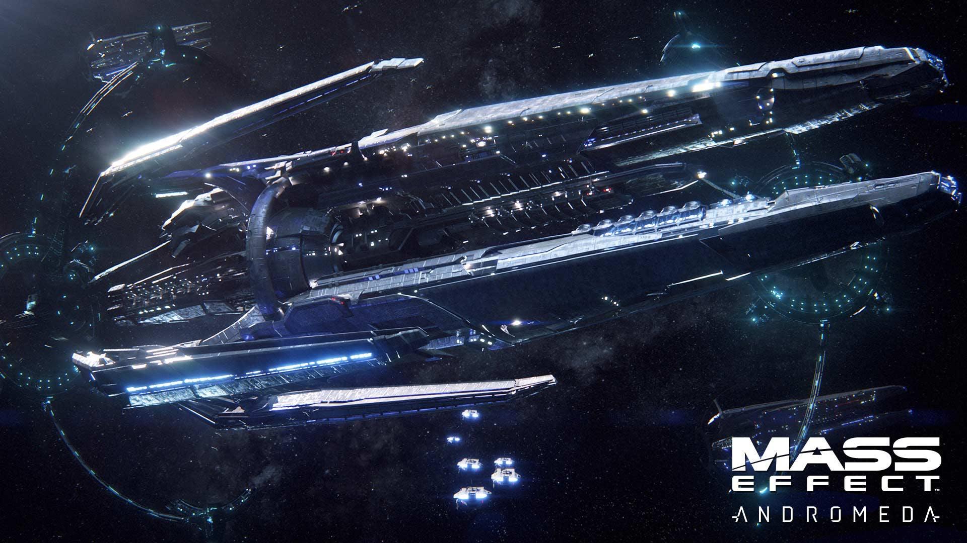 Mass Effect Andromeda teaser
