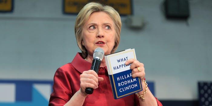Hillary Clinton book memes