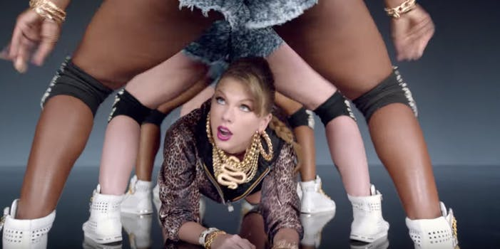 Judge: Taylor Swift's 'Shake It Off' Lyrics Too 'Uncreative' to Copyright