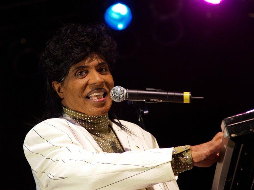 magic school bus theme song by Little Richard