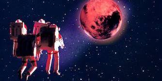 Mars habitation