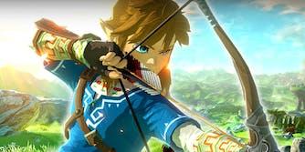 best new video games : new zelda nintendo