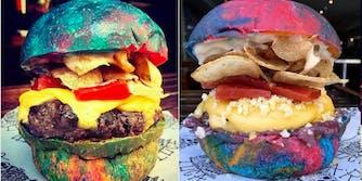 wonka burger