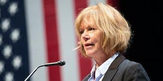 Minnesota Lt. Gov. Tina Smith