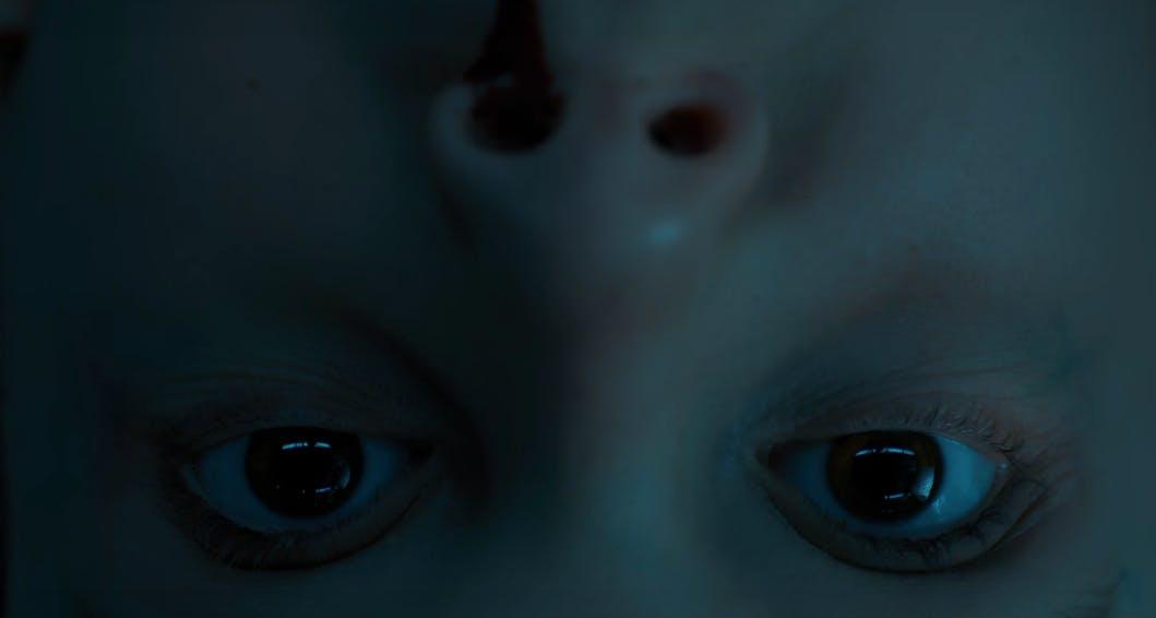 Eleven in Stranger Things season 2