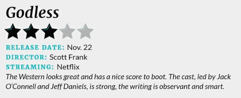 Godless review box