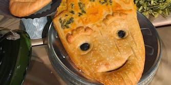 groot bread disney