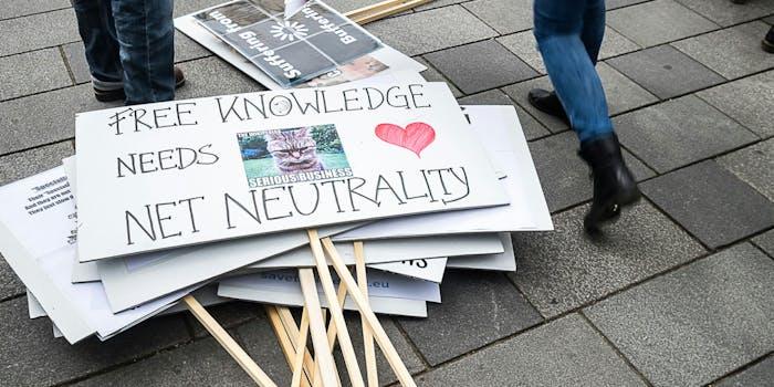 net neutrality cra