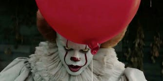 it pennywise clown screening