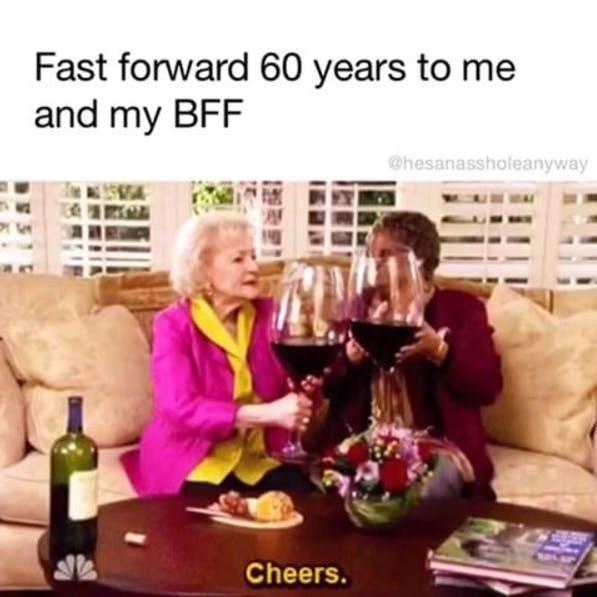 wine meme