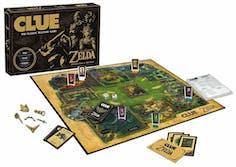 The Legend of Zelda Clue