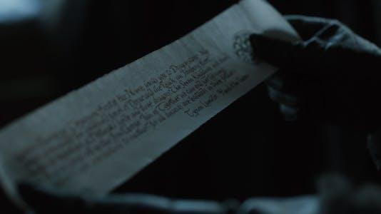 tyrion letter