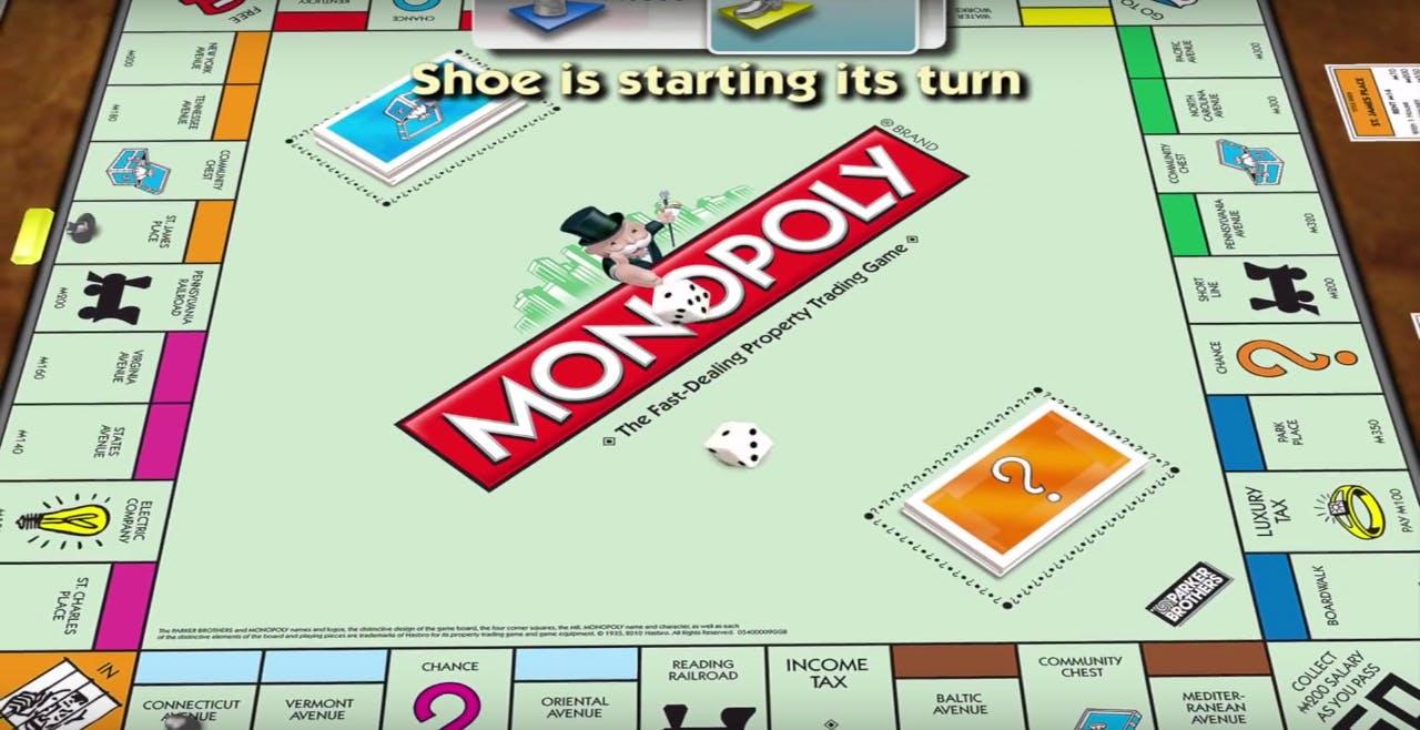 board games online : Monopoly