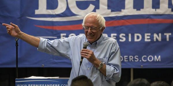 2020 presidential election: Bernie Sanders