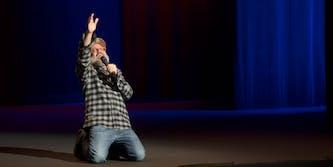 Best Standup Specials on Netflix 4K: david cross making america great again