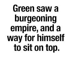 Green Dogecoin Empire