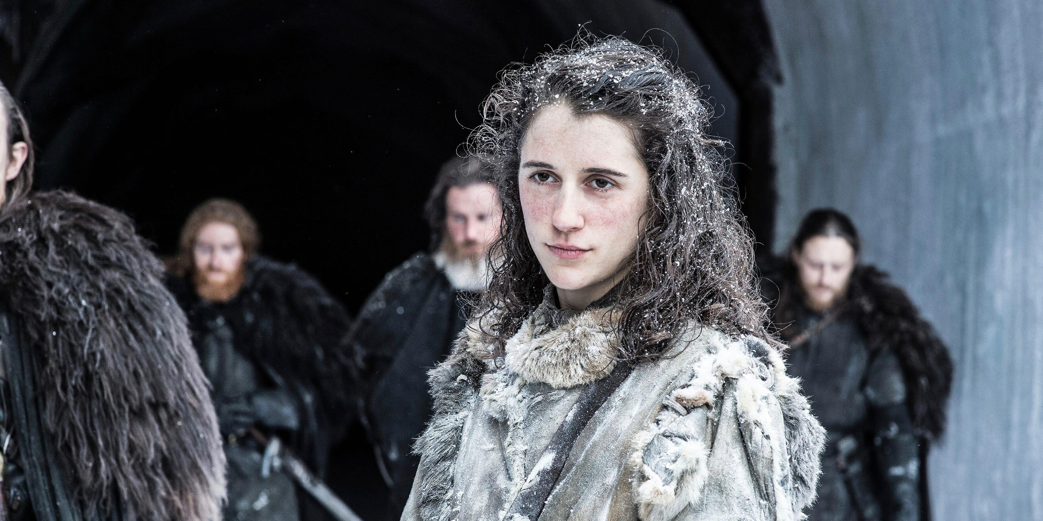 game of thrones season 8 cast : meera reed may not be involved