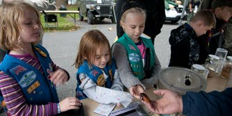 Girl Scouts STEM Scouts Day