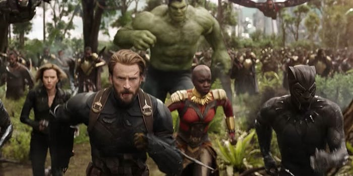 Every 'Black Panther' Character in 'Avengers: Infinity War'