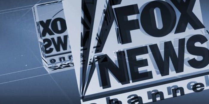 Fox News logo from the Fox News Facebook page.